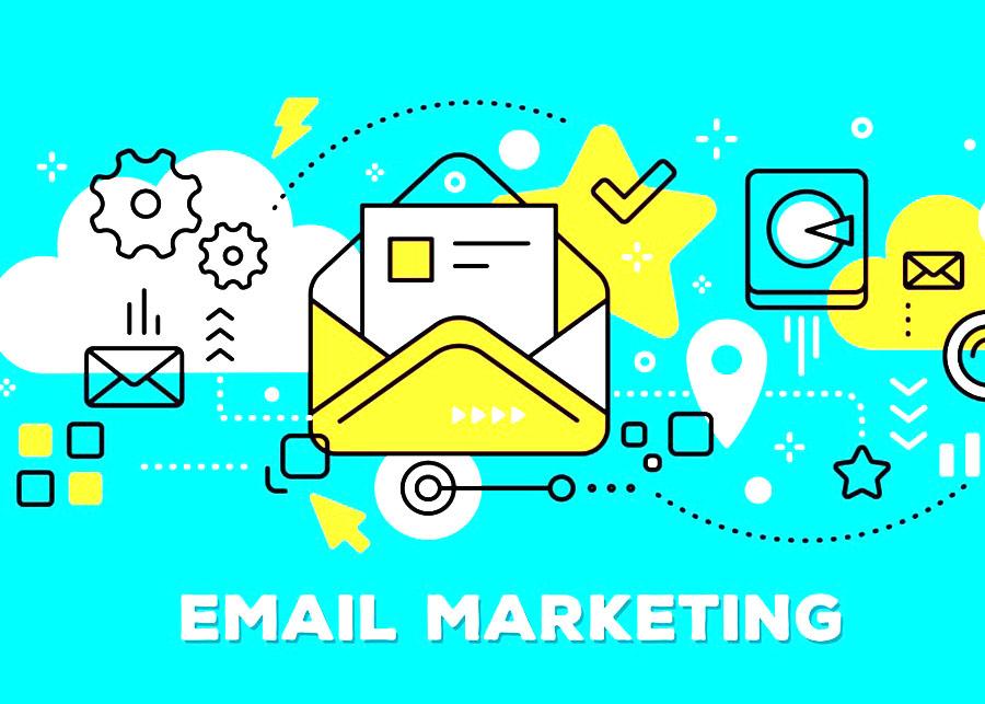 Các loại Email marketing được dùng nhiều nhất?