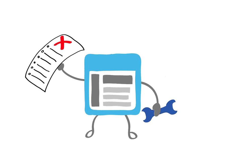 Hướng dẫn sử dụng công cụ quản trị web
