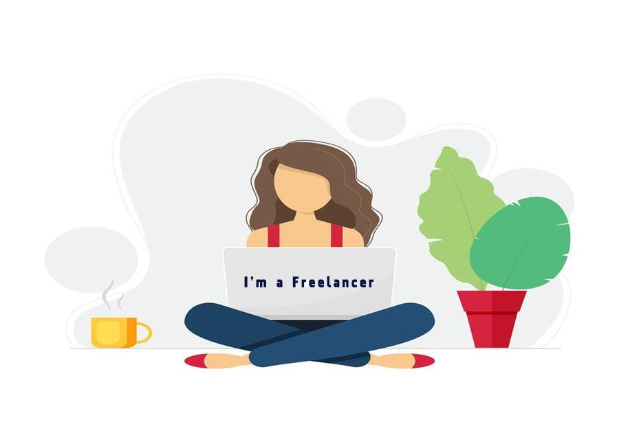 I'm a freelancer