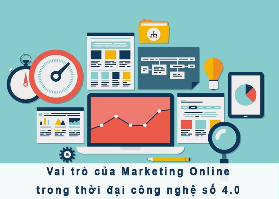 vai trò của marketing online