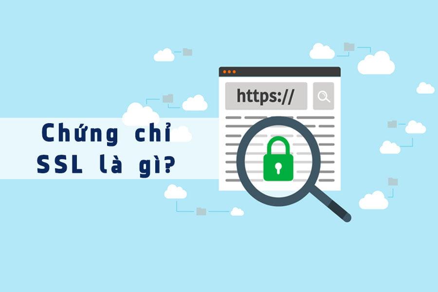 chứng chỉ SSL