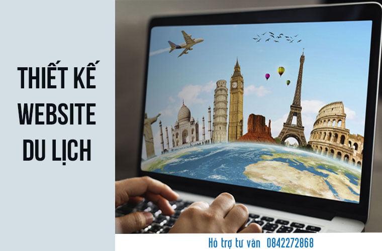 Hướng dẫn thiết kế web du lịch đúng tiêu chuẩn