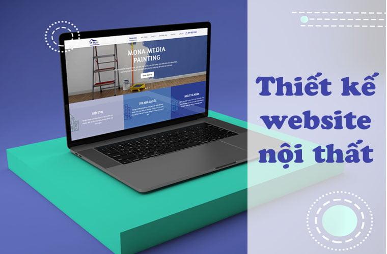 Thiết kế website nội thất bán hàng hiệu quả – Độc quyền tại CIT Group