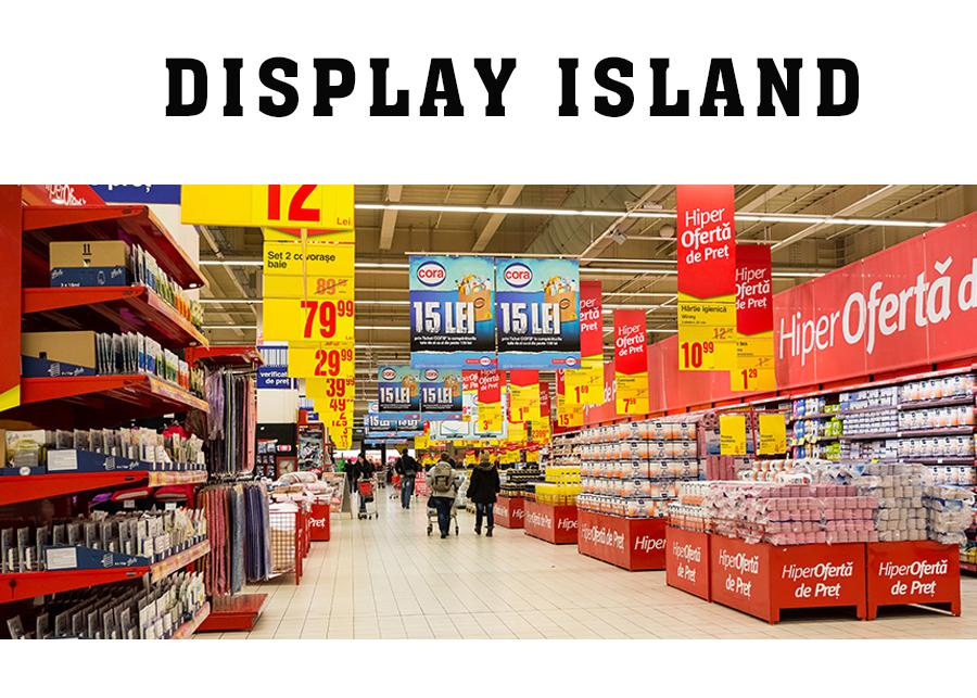 Display Island
