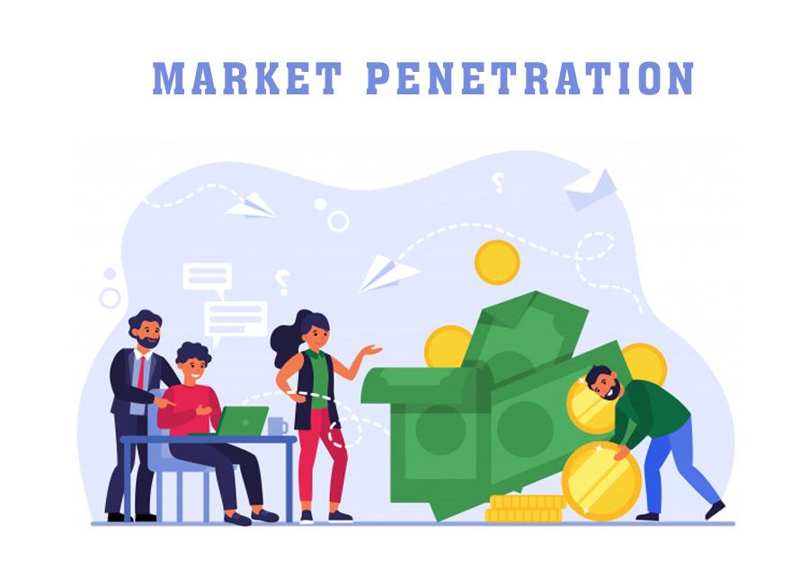 Thâm nhập thị trường (Market Penetration) thành công. Đến sau nhưng đi trước!
