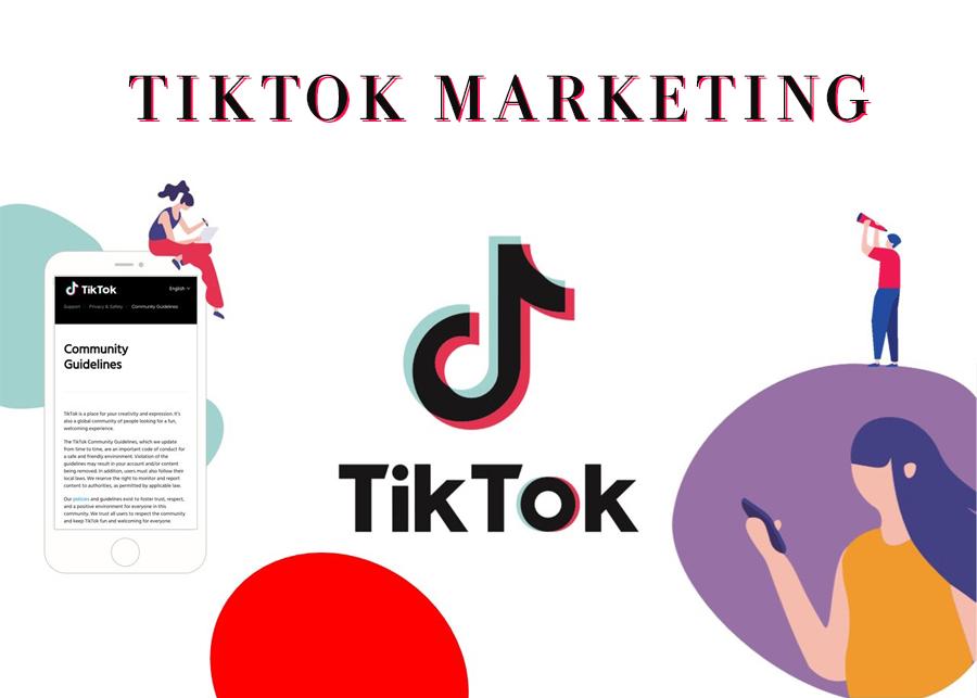Tiktok Marketing đang tạo xu hướng như thế nào?