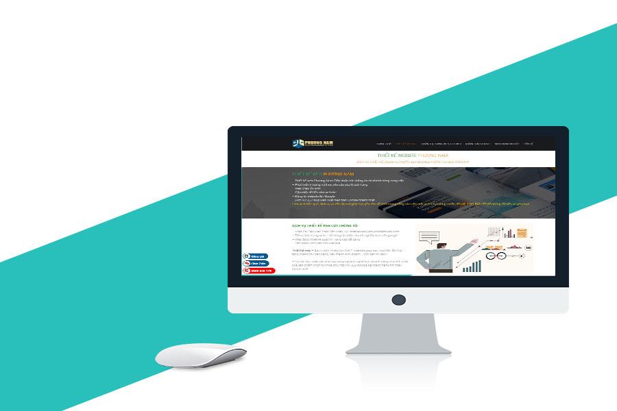 công ty thiết kế web bình dương uy tín