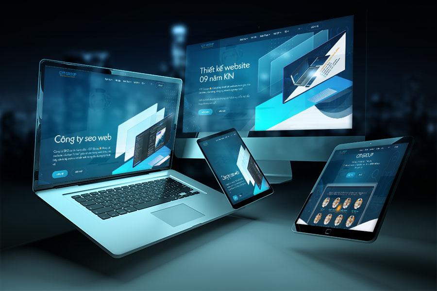 TOP 5 Công ty Thiết kế website tại Cần Thơ