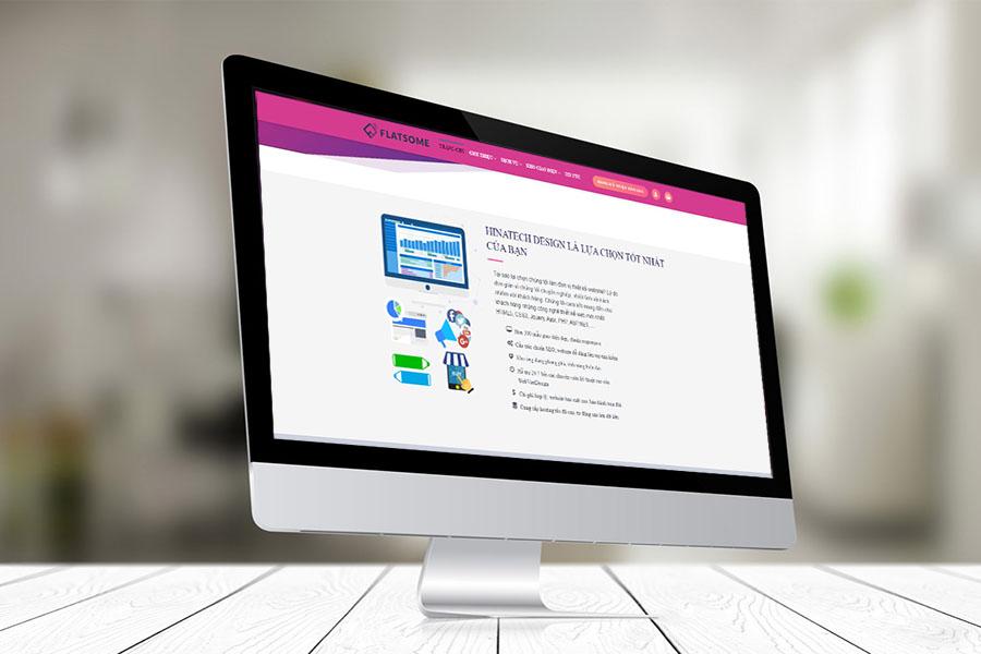 Công ty thiết kế website tại Đồng Tháp uy tín