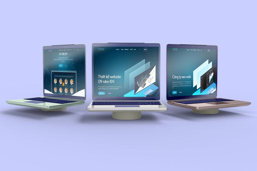 TOP 6 Công ty thiết kế web tại Đồng Tháp