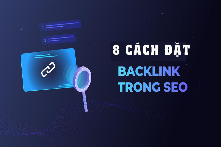 đặt backlink trong SEO