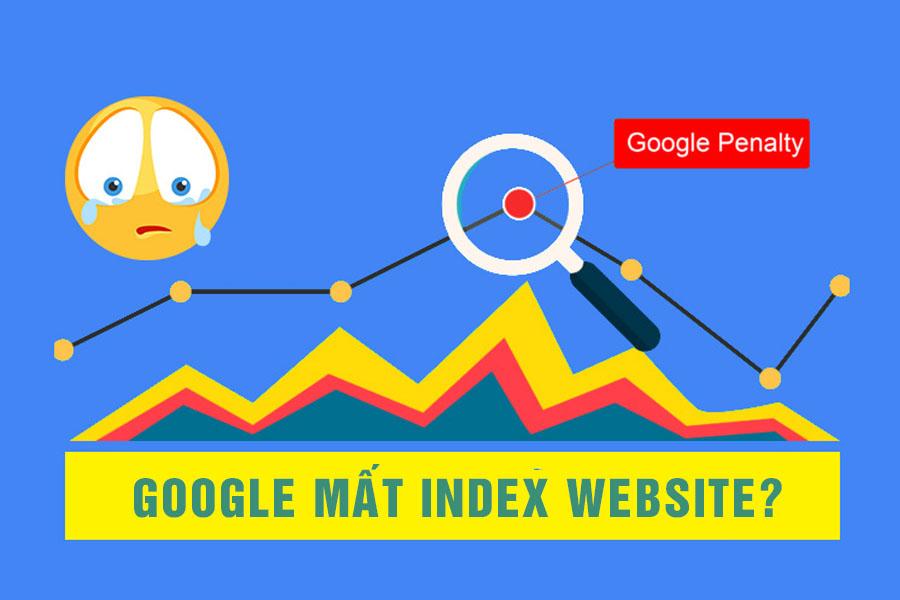 11 Nguyên nhân và cách khắc phục lỗi Google mất index website