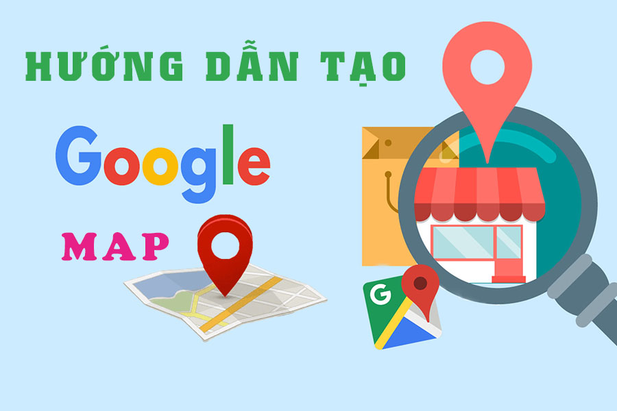 tạo google map doanh nghiệp