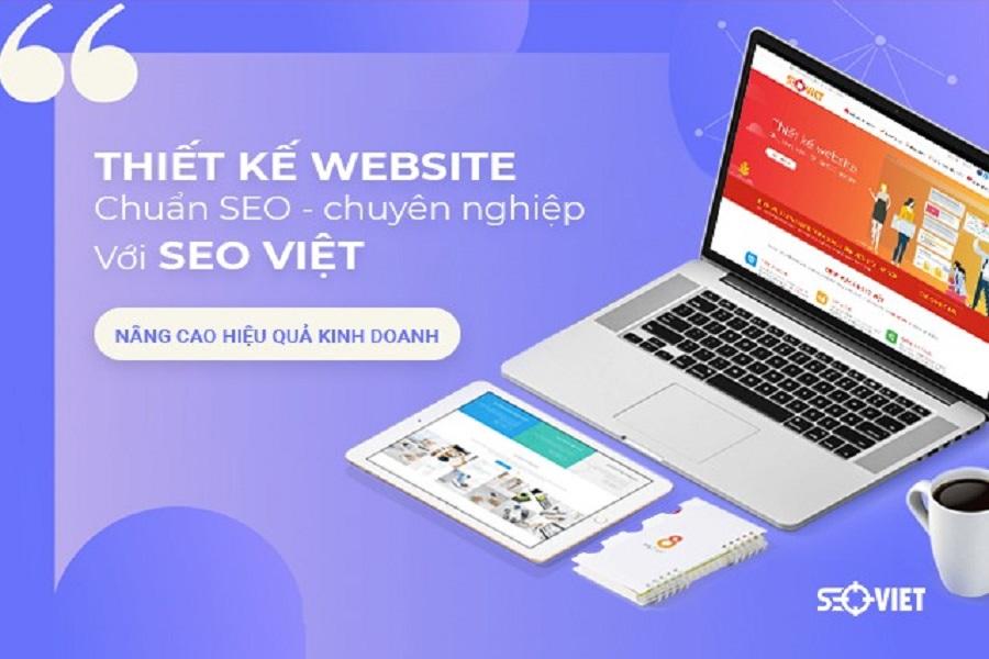 thiết kế web hải dương