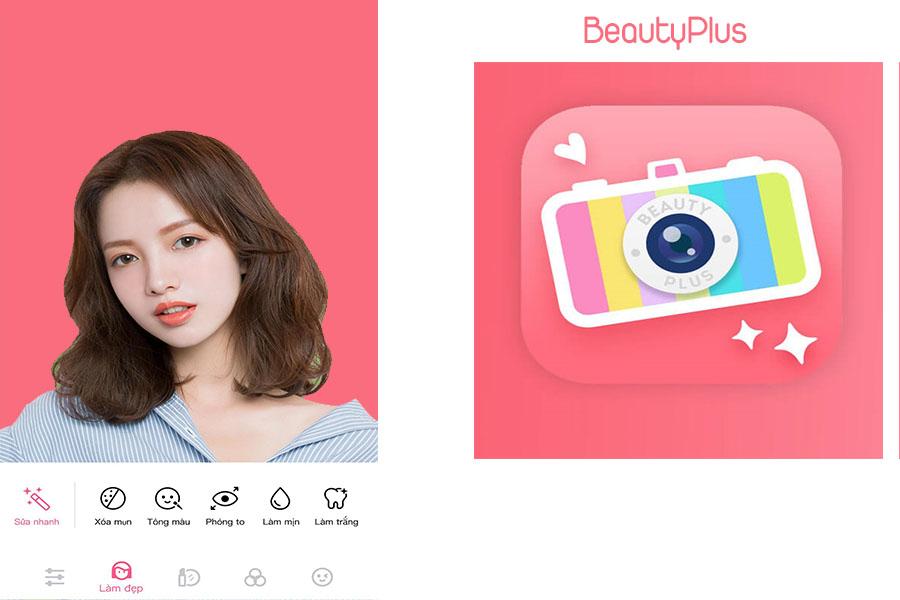 Ứng dụng chụp ảnh đẹp