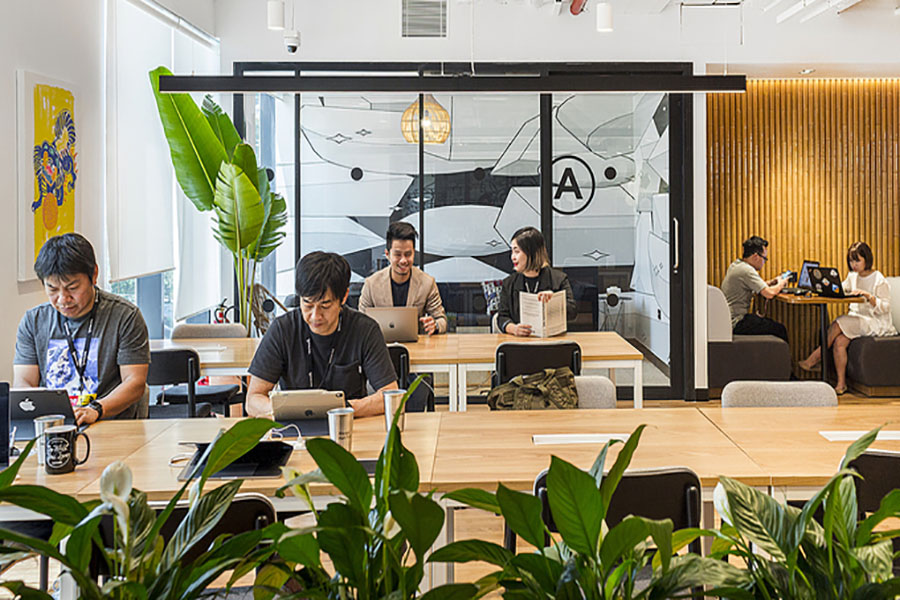 Coworking-space