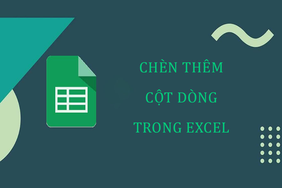 chen-them-cot-dong-trong-excel