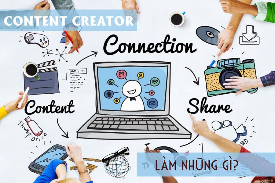 Content creator là gì? Kỹ năng cần thiết để trở thành Content Creator
