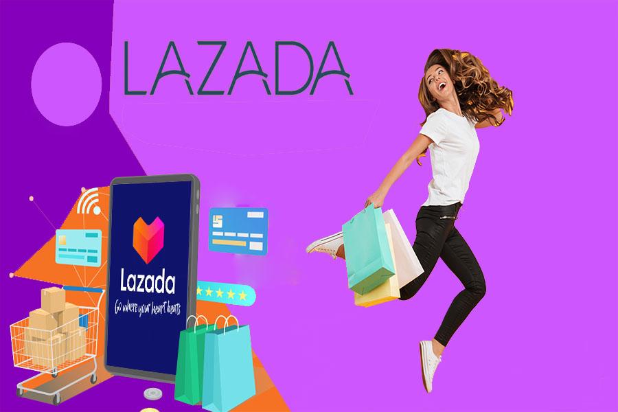 Mô hình kinh doanh Lazada