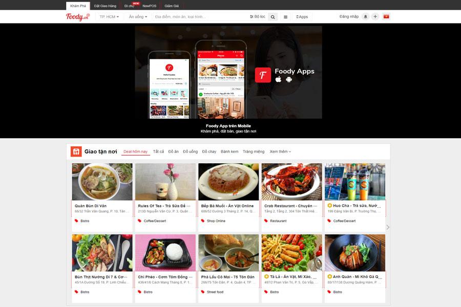 website-am-thuc-foody