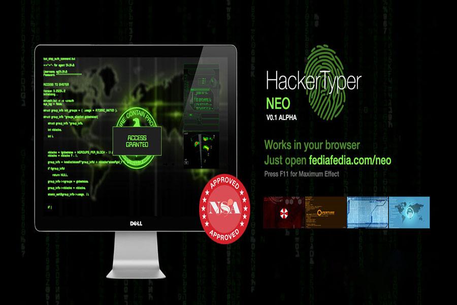 website-giai-tri-hackertyper
