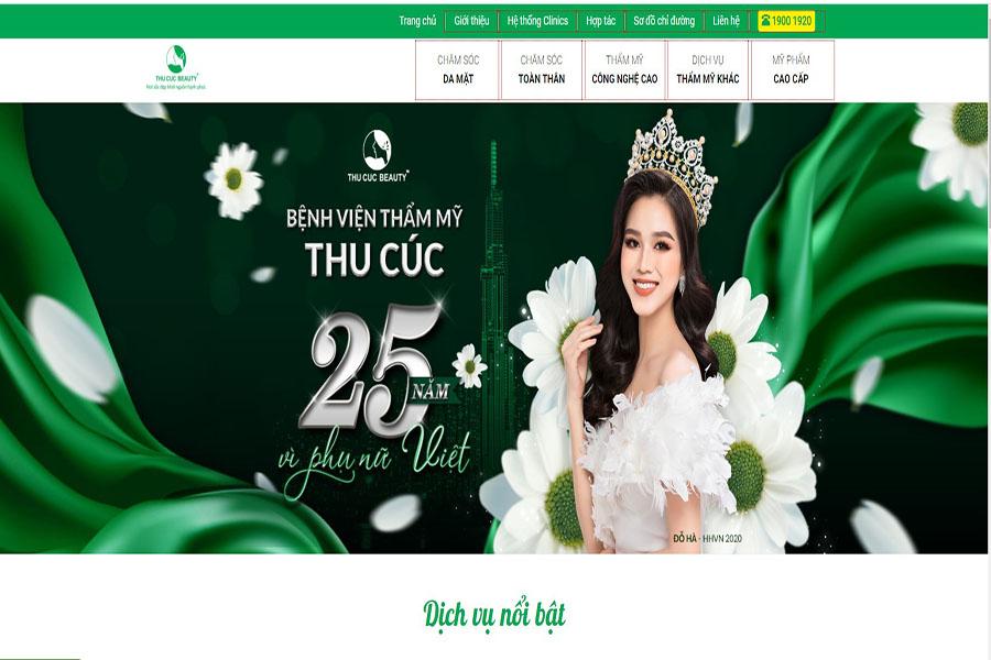 website-spa-thu-cuc