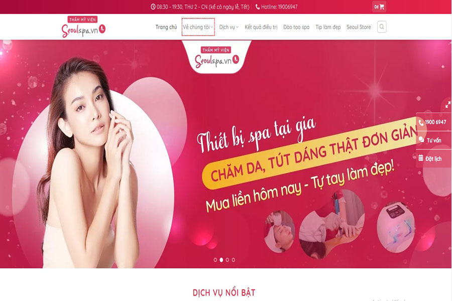 website-spa-seoul