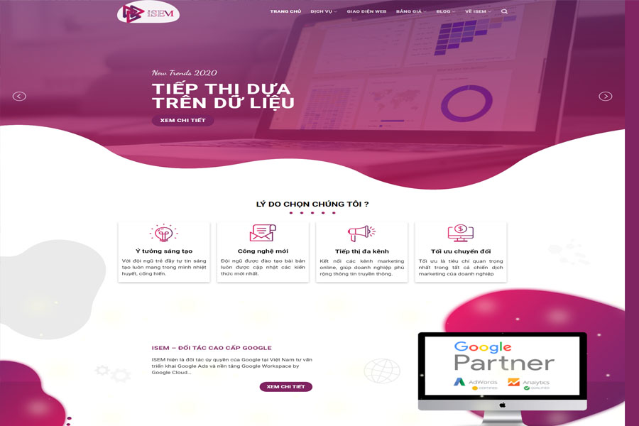 website-thiet-ke-bo-nhan-dien-thuong-hieu-isema