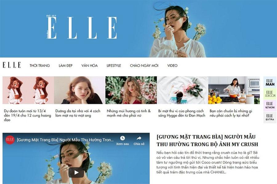 Top 12 website thời trang đón đầu xu thế được nhiều khách hàng ưa chuộng