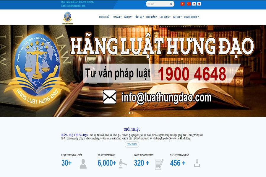 website-van-phong-luat